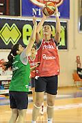 Parma 14 Febbraio 2012 <br /> Nazionale Italiana Femminile Allenamento<br /> Nella foto: valentina fabbri<br /> Foto Ciamillo