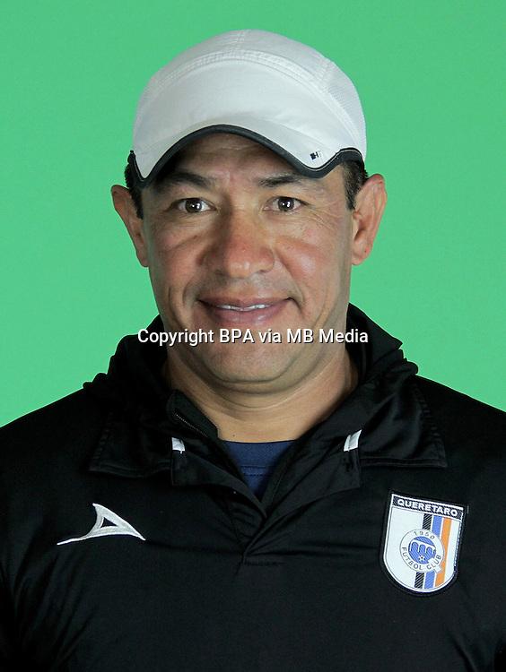 Mexico League First Division / <br /> Queretaro Futbol Club / Mexico - <br /> Ignacio Ambriz - DT