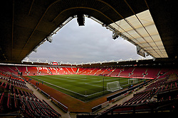 SOUTHAMPTON, ENGLAND - Saturday, November 19, 2016: A general view of Southampton's Stadium of Light before the FA Premier League match between Southampton and Everton. (Pic by David Rawcliffe/Propaganda)