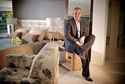 Carlos Luiz Sost, diretor-presidente do grupo K1, fabricante de móveis do Rio Grande do Sul que está investindo na construção de novas fábricas. FOTO: Jefferson Bernardes/Preview.com