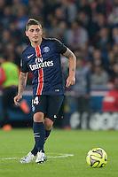 Marco Verratti  - 23.05.2015 - PSG / Reims - 38eme journee de Ligue 1<br />Photo : Andre Ferreira / Icon Sport