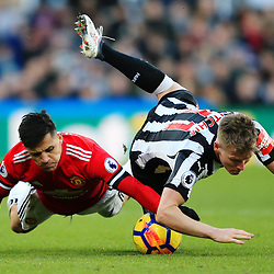 Newcastle United v Manchester United