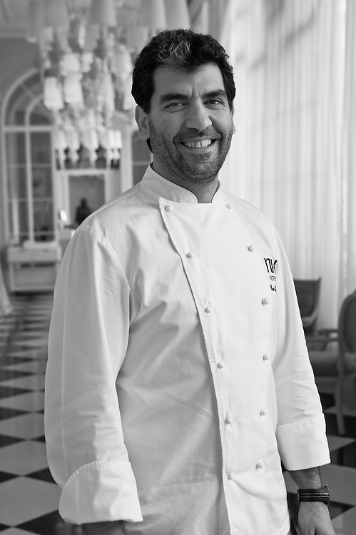 PACO RONCERO. Chef.