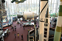 National Air and Space Museum The Smithsonian Institution Washington DC