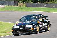 #22 Paul MENSLEY Ford Sierra RS500 during HSCC Dunlop Saloon Car Cup  as part of the HSCC Oulton Park Gold Cup  at Oulton Park, Little Budworth, Cheshire, United Kingdom. August 24 2019. World Copyright Peter Taylor/PSP. Copy of publication required for printed pictures.