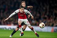 Arsenal v AC Milan