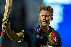 14 July 2017 - Surrey v Kent in the NatWest T20Blast cricket match at the Kia Oval.