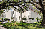 600 Northline Street in Metairie, Louisiana for Wayne Troyer Architects, Studio WTA