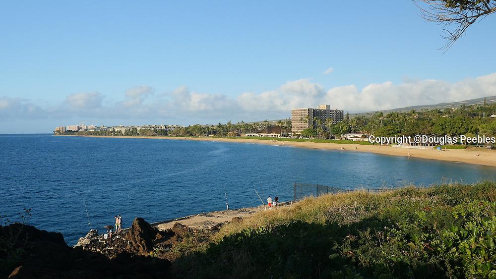 Kaanapali Beach, Maui, Hawaii
