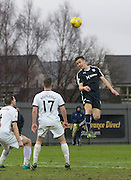 Dundee&rsquo;s Thomas Konrad - Dumbarton v Dundee, William Hill Scottish Cup fifth round at The Cheaper Insurance Direct Stadium <br /> <br />  - &copy; David Young - www.davidyoungphoto.co.uk - email: davidyoungphoto@gmail.com