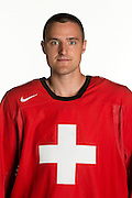 31.07.2013; Wetzikon; Eishockey - Portrait Nationalmannschaft; Alessandro Chiesa (Valeriano Di Domenico/freshfocus)