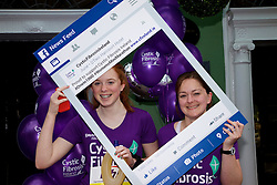 Noelle and Rachel Buckley from Co. Wicklow.