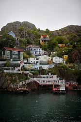 CANADA NEWFOUNDLAND ST JOHN'S 23JUN11 - Harbour entrance to the port of St. John's in Newfoundland...jre/Photo by Jiri Rezac..© Jiri Rezac 2011