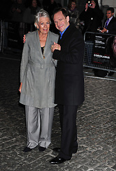 © Licensed to London News Pictures. 05/12/2012. London, England.Vanessa Redgrave and Ralph Fiennes attends the  a special VIP screening of Coriolanus at the curzon cinema Mayfair London  Photo credit : ALAN ROXBOROUGH/LNP