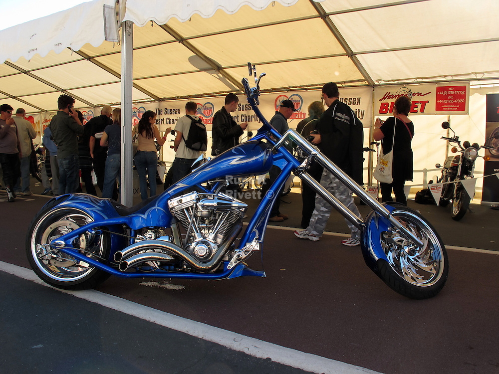 Brightona<br /> <br /> Brightona is a free motorbike<br /> festival that has had thousands of visitors flocking to the shores of Brighton. The event is run to raise funds for the Sussex Heart Charity since 2003. A great day for all the family.