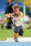 Niko Kappel of Germany wins Gold in the men's F41 Shot Put on Day One of the Rio Paralympics  in Rio de Janeiro, Brazil<br /> Picture by EXPA Pictures/Focus Images Ltd 07814482222<br /> 08/09/2016<br /> *** UK & IRELAND ONLY ***<br /> <br /> EXPA-EIB-160909-0030.jpg