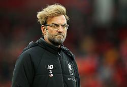Liverpool manager Jurgen Klopp - Mandatory by-line: Matt McNulty/JMP - 28/10/2017 - FOOTBALL - Anfield - Liverpool, England - Liverpool v Huddersfield Town - Premier League