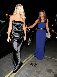Mollie King and Rochelle Humes attend the Cosmopolitan Ultimate Women Of The Year Awards at One Mayfair, London, UK. 03/12/2014<br /> BYLINE MUST READ : GOTCHAIMAGES.COM<br /> <br /> Copyright by &copy; Gotcha Images Ltd. All rights reserved.<br /> Usage of this image is conditional upon the acceptance <br /> of Gotcha Images Ltd, terms and conditions available at<br /> www.gotchaimages.com