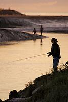 Ship Creek Fishing