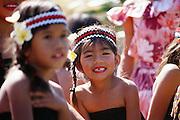 Hula, Girl, Kauai, Hawaii