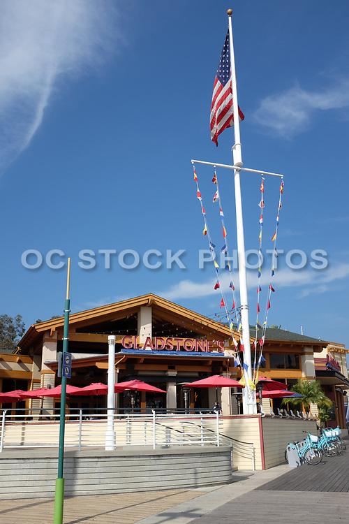 Gladstone's Restaurant on Pine Avenue and Shoreline Drive
