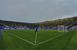 General View (GV) of St Andrews Stadium prior to the arrival of the teams - Mandatory by-line: Paul Roberts/JMP - 08/08/2017 - FOOTBALL - St Andrew's Stadium - Birmingham, England - Birmingham City v Crawley Town - Carabao Cup