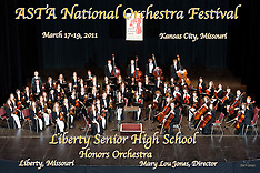 Liberty Senior High School Honors Orchestra, March 18, 2011