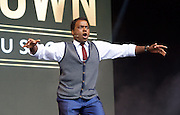 West End Live! 2016 <br /> Trafalgar Square, London, Great Britain <br /> 18th June 2016<br /> <br /> MOTOWN &ndash; THE MUSICAL<br /> <br /> <br /> <br /> Photograph by Elliott Franks <br /> Image licensed to Elliott Franks Photography Services