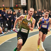 2019 Canada West Track & Field Championships  on Fri Feb 22 at Butterdome. Credit: Arthur Ward/Arthur Images