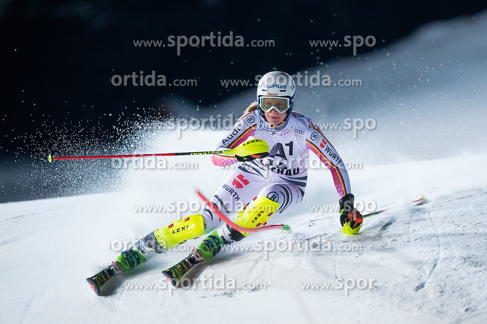 Lena Duerr (GER) during the 7th Ladies' Slalom of Audi FIS Ski World Cup 2016/17, on January 10, 2017 at the Hermann Maier Weltcupstrecke in Flachau, Austria. Photo by Martin Metelko / Sportida