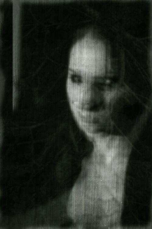 A conceptual image of a womans face