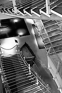 Staircases, Asia Society, New York City