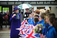 RHS Rosemoor Royal Visit