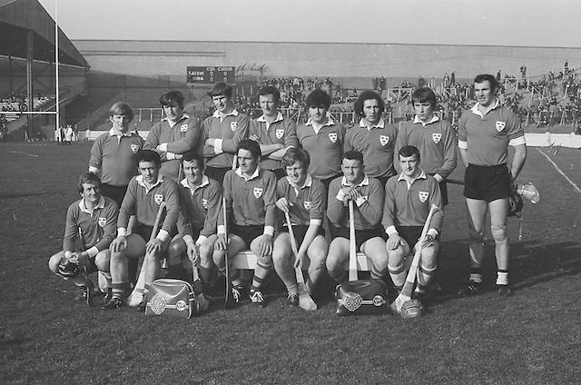 Interprovincial Railway Cup Hurling Cup Final,  17.03.1972, 03.17.1972, 17th March 1972, referee N Daltun , Leinster 3-12, Munster 1-10,.Munster Team