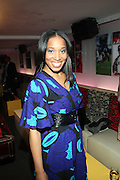 Malikha Mallette at The Men of Style Awards presented by Gillette Fusion and Rolling Out Urbanstyle Weekly held at the 40/40 Club on Novemeber 2, 2009 in New York City