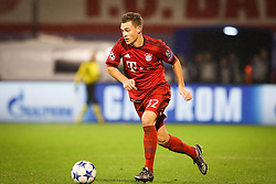 Joshua Kimmich #32 of FC Bayern Munchen during football match between GNK Dinamo Zagreb and Bayern München in Group F of Group Stage of UEFA Champions League 2015/16, on December 9, 2015 in Stadium Maksimir, Zagreb, Croatia. Photo by Ziga Zupan / Sportida