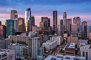 Wilshire Grand Center in Downtown Los Angeles California