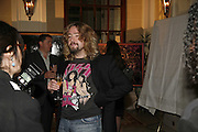 Justin Lee Collins, Classic Rock Roll of Honour, Classic Rock magazine's annual awards party. Langham Hotel, portland Place. London. 6 November 2006.  ONE TIME USE ONLY - DO NOT ARCHIVE  © Copyright Photograph by Dafydd Jones 66 Stockwell Park Rd. London SW9 0DA Tel 020 7733 0108 www.dafjones.com