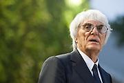 September 18-21, 2014 : Singapore Formula One Grand Prix - Bernie Ecclestone