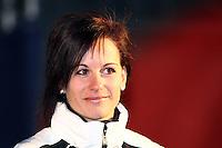 Ski Alpin; Saison 2006/2007  Riesenslalom Soelden Damen; Startnummernauslosung Kathrin Hoelzl (GER)