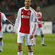 NLD/Amsterdam/20100928 - Champions Leaguewedstrijd Ajax - AC Milan, Siem de Jong