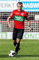 NIJMEGEN - NEC - Vitesse , Voetbal , Eredivisie , Seizoen 2016/2017 , Stadion de Goffert , 23-10-2016 , NEC Nijmegen keeper Andre Fomitschow