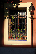 Windows and shadows , Seville, Andalucia, Spain.<br /> Photo: Zute Lightfoot