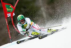 SCHOERGHOFER Philipp of Austria competes during the 1st Run of 7th Men's Giant Slalom - Pokal Vitranc 2013 of FIS Alpine Ski World Cup 2012/2013, on March 9, 2013 in Vitranc, Kranjska Gora, Slovenia. (Photo By Vid Ponikvar / Sportida.com)
