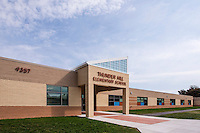 Architectural photo of Thunder Hill Elementary in Columbia, MD by Jeffrey Sauers of Commercial Photographics