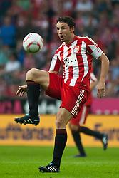 11.09.2010, Allianz Arena, München, GER, 1. FBL, FC Bayern München vs Werder Bremen, im Bild Mark van Bommel, (FC Bayern München, #17), EXPA Pictures © 2010, PhotoCredit: EXPA/ J. Feichter