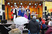 Mannheim. 14.02.15  KKM Närrische Bootsfahrt und Umzug durch die Stadt mit dem Stadtprinzenpaar Nadine I. und Alexander I.<br /> <br /> Bild: Markus Proßwitz 14FEB15 / masterpress
