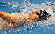 Kurt Crosland in action during the 2012 New Zealand Short Course Swimming Championships, Day 5, Wellington Aquatics Centre, Kilbirnie, Wellington on Wednesday 4 October 2012. Photo: Justin Arthur / photosport.co.nz