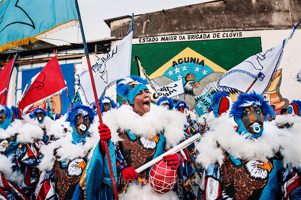 """The Agony clown gang, showing of at their headquarter. The """"Turma da Agonia"""" is   a feard and respected gang of clowns of the district of Madureira, North Zone of Rio de Janeiro. The long awaited moment of the outlet arrived !"""