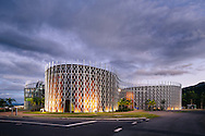 The Cairns Institute Building at James Cook University